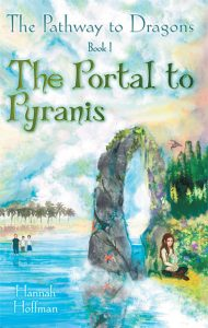 Kids fantasy books series, book 1: The Portal to Pyranis